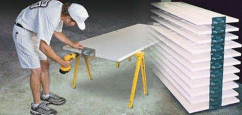How To Use Spray'n'Stack Door Stackers
