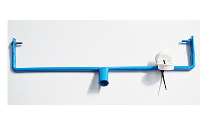 Roller Steel Frame  Blue